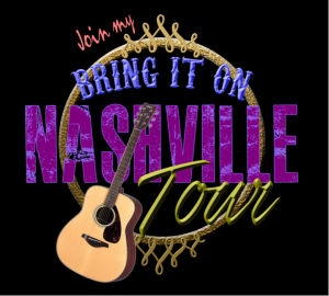 Custom country music designs for shirts and gifts to celebrate Nashville TN.