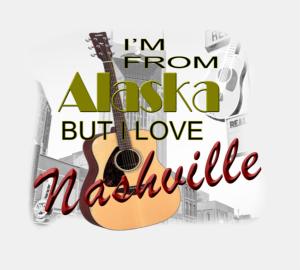 Custom shirt designs to celebrate love for Nashville TN.
