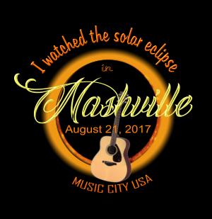 Watching 2017 Solar eclipse in Nashville TN.