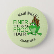 Buttons from Nashville Custom TShirts.